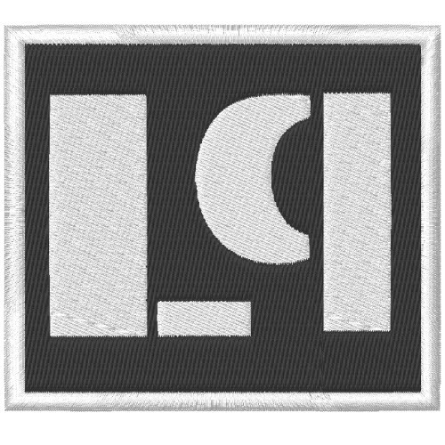 AUFNÄHER PATCH LINKIN PARK 8x7cm
