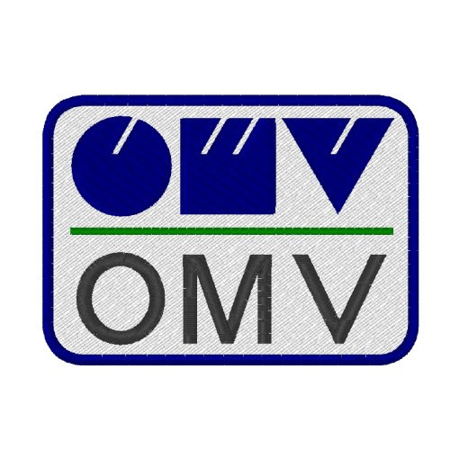 OEL RACING AUFNÄHER PATCH OMV 8x6cm