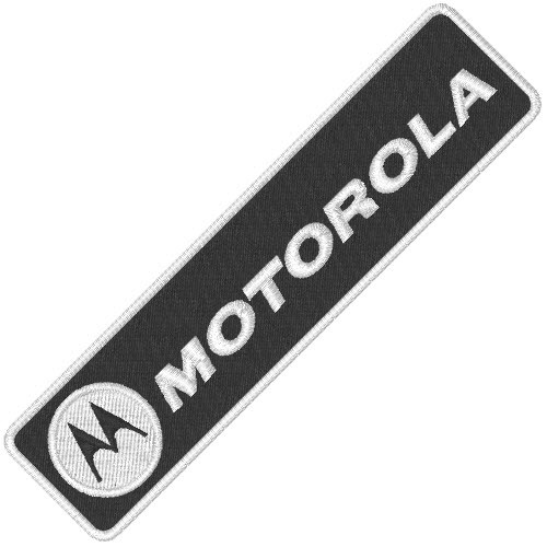 MOTOROLA RALLY RACING PATCH AUFNÄHER APLIKATION 10x2,5