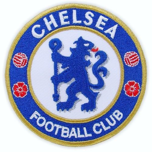 Fußball Aufnäher FC Chelsea D=8cm