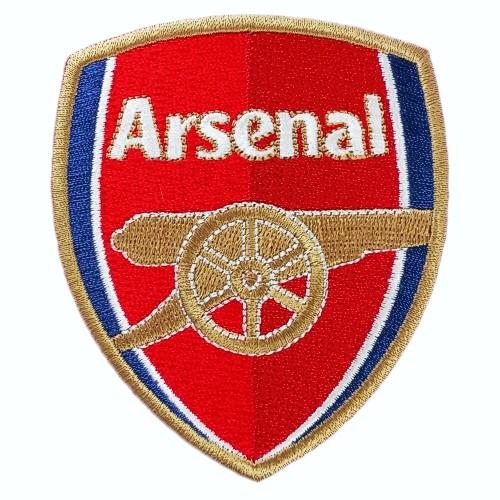 Fußball Aufnäher FC Arsenal 6,8x8cm