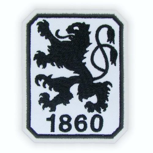 Fußball Aufnäher TSV 1860 München 6x8cm