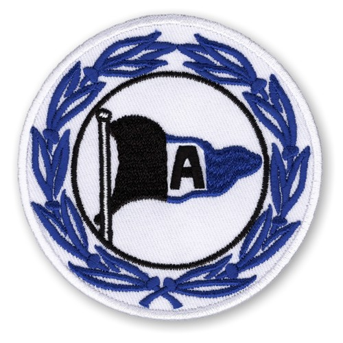Fußball Aufnäher Arminia Bielefeld D=8cm