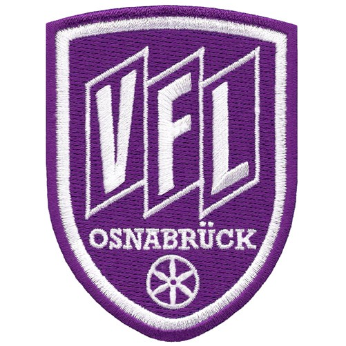 Fußball Aufnäher VfL Osnabrück 6x8cm