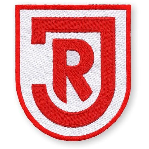 Fußball Aufnäher SSV Jahn Regensburg 7x8cm
