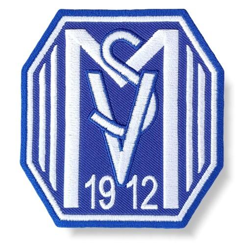 Fußball SV Meppen 1912 FUSSBALL FAN AUFNÄHER 8x8,5cm