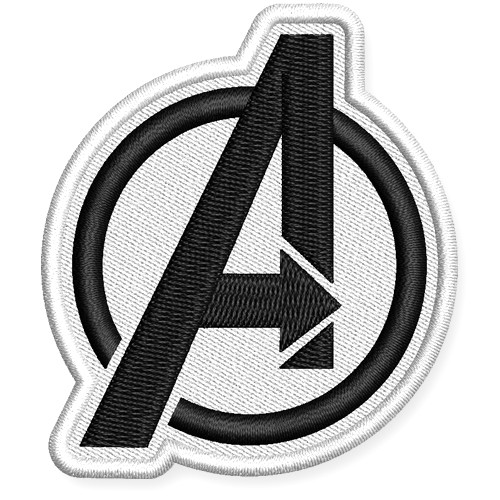 Aufnäher The Avengers Superhelden 6x7cm
