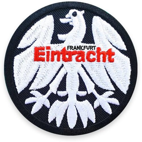 Fußball Aufnäher EINTRACHT FRANKFURT D=5,5cm
