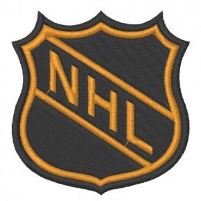 AUFNÄHER PATCH NHL - Eishockey 7x7cm
