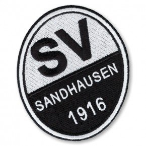 SV Sandhausen national league GERMANY SOCCER EMBROIDERED PATCH 6,5x8cm (2.56x3.15 inch)