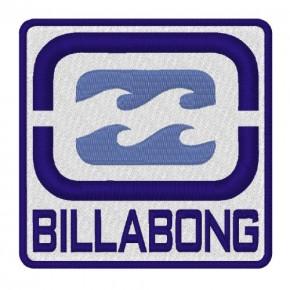 BILLABONG SPORT SURFER PATCH AUFNÄHER 8x8cm