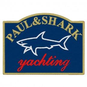 PAUL & SHARK YACHTING AUFNÄHER PATCH 8x6cm