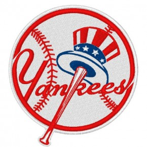 NEW YORK YANKEES SPORT BASEBALL AUFNÄHER PATCH 7x8cm