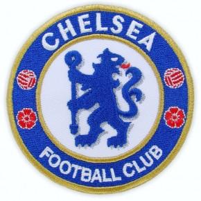 Fußball FUSSBALL AUFNÄHER PATCH FC Chelsea D=8cm