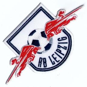 Fussball RB Leipzig AUFNÄHER PATCH seit 2014 Fußball 14x8cm