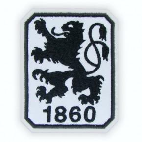 Fußball FUSSBALL AUFNÄHER PATCH TSV 1860 München 6x8cm