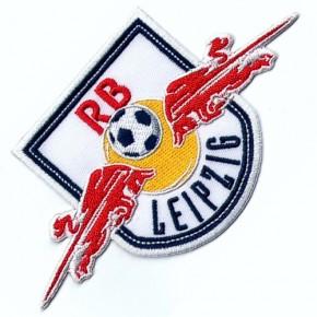 Fussball RB Leipzig AUFNÄHER PATCH Fußball 14x8cm (2009-2014)
