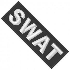 SWAT Aufnäher Spezialeinheit 10x3,5cm
