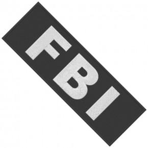 großer FBI Aufnäher Spezialeinheit 20x7cm
