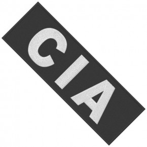 CIA Aufnäher Central Intelligence Agency 20x6,7cm