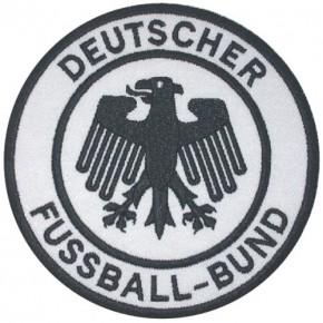 Fußball FUSSBALL FAN AUFNÄHER DFB D=9,7cm