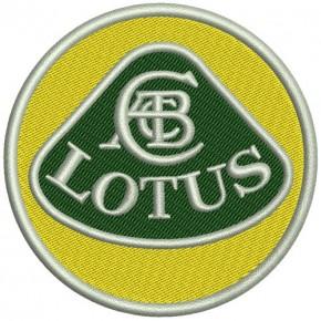 Rally Racing Formel 1 AUFNÄHER PATCH Lotus D=8cm