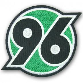 Fussball AUFNÄHER PATCH Fußball Hannover 96 100% gestickt 9x8cm