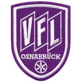 VfL Osnabrück AUFNÄHER Fussball PATCH Fußball 6x8cm