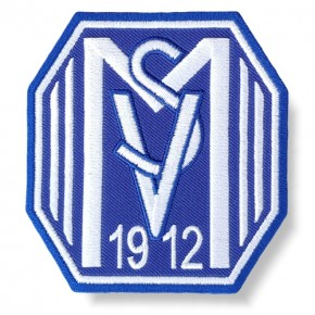 GERMANY SV Meppen 1912 EMBROIDERED PATCH 8x8,5cm (3.15x3.35 inch)