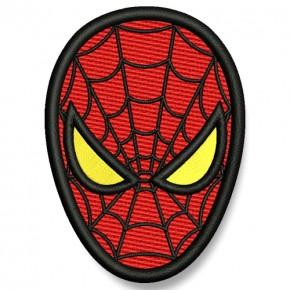 Spider-Man AUFNÄHER PATCH Kinder Superheld Hero 5x6,5cm